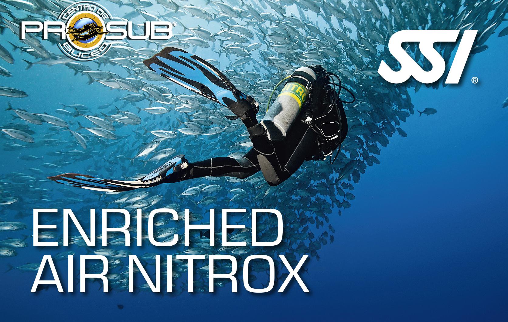 Programa de Especialidad Nitrox
